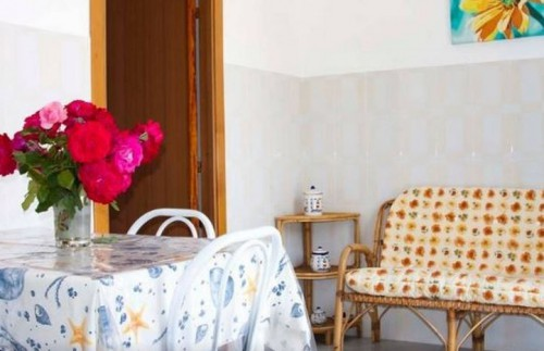 Rose vacation apartment, Ponza, Italy