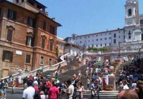 Enzo's Roman vacation hideaway