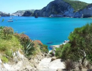 portside view vacation apartment, Ponza