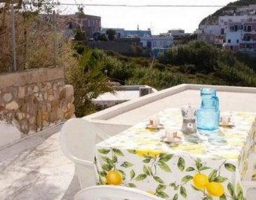 Hillside View 178, Ponza