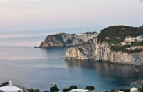 Rose vacation apartment, Ponza, Italy